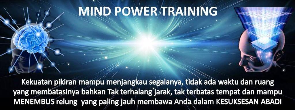 The mind power training