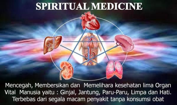 spiritual medicine - 0853.3488.2589